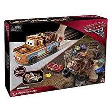 Mattel Cars 3 - Set de joaca Pista transformabila Bucsa