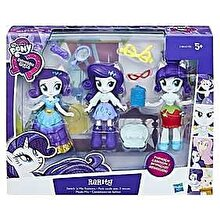 My Little Pony Set figurine fashion Equestria Minis - Rarity
