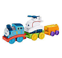 Fisher Price Primul meu trenulet Thomas & Friends - Roll & Spin