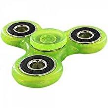 Whirlerz Fidget Spinner fosforescent, verde