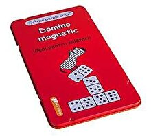 Momki Joc magnetic - Domino