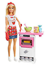 Barbie Papusa Barbie Bakery Chef