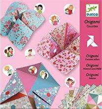Djeco Set Initiere in origami, roz