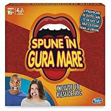 Hasbro Games Joc Speak Out - Spune in gura mare