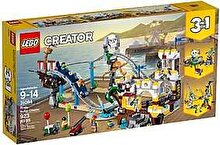 LEGO Creator 3 in 1, Roller Coaster-ul Piratilor 31084