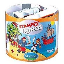 AladinE Set creativ Stampo Minos - Pirati