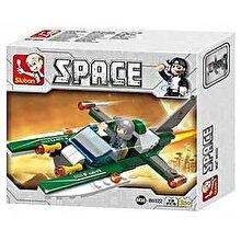 Sluban Space - Naveta spatiala V22, 85 piese