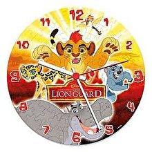 Clementoni Puzzle Ceas - Lion Guard, 96 piese