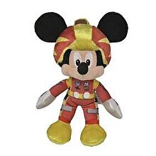 Simba Nicotoy Mickey and The Roadster Racers - Jucarie de plus Mickey Mouse, 17 cm