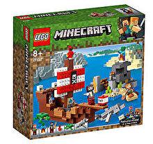 LEGO Minecraft, Aventura corabiei de pirati 21152