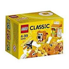 LEGO Classic, Cutie portocalie de creativitate 10709