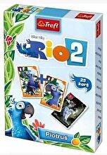 Trefl Carti de joc Pacalici - Rio 2