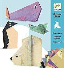 Djeco Kit origami - Animale polare