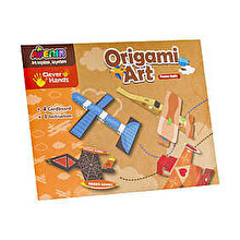 Momki Kit creatie Arta origami - Avioane