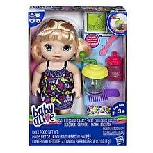 Baby Alive - Papusa interactiva Sweet Spoonfuls