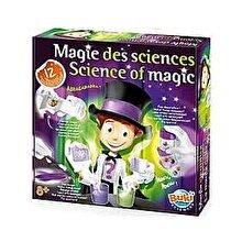 Buki France Set magie - Stiinta magiei, 12 experimente
