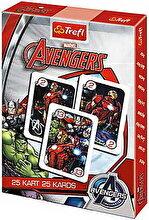 Trefl Carti de joc Pacalici - Avengers