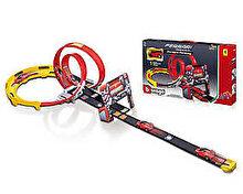 Bburago Go Gears - Circuit Ferrari Race & Play, cu masinuta