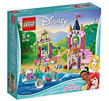 LEGO Disney Princess, Festivitatile regale ale lui Ariel, Aurora si Tiana 41162