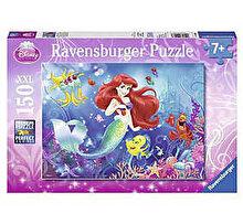 Ravensburger Puzzle Ariel si prietenii ei, 150 piese
