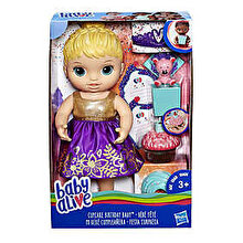 Baby Alive - Papusa bebe Cupcake, fetita blonda