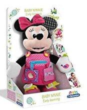 Clementoni Jucarie interactiva plus Minnie Mouse - Invata primele abilitati