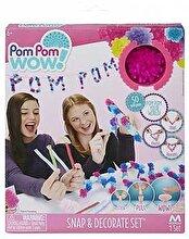 Maya Toys Set creatie Pom Pom, 50 buc.