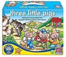 Orchard Toys Joc de societate - Cei trei purcelusi