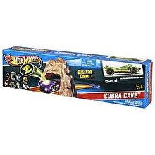 Hot Wheels - Pista Mega Jump Cobra Cave