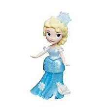 Disney Frozen - Mini papusa Elsa