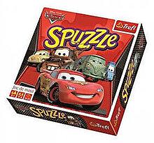 Trefl Joc de societate - Spuzzle Cars