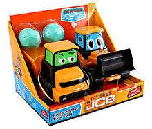 Go Mini Primul meu JCB - Set Press n Go Twin Pack