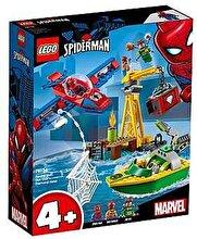 LEGO Super Heroes, Spider-Man: Doc Ock si furtul diamantelor 76134