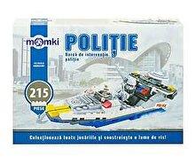 Momki - Politie, Barca interventie, 215 piese