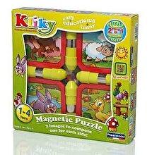 Supermag Kliky - Puzzle magnetic Animale de la ferma