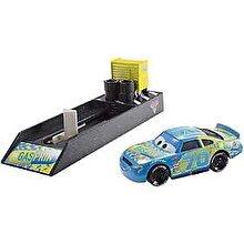 Mattel Set de joaca Cars 3 Floyd Mulvihill cu lansator