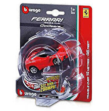 Bburago Ferrari Race & Play - Masinuta Go Gear