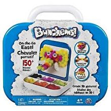 Spin Master Bunchems - Set creativ 3D in trusa, 150 piese