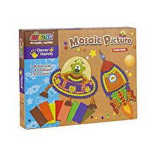 Momki Kit creatie Mozaic - Spatiu