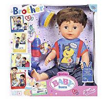 Zapf Baby Born - Papusa interactiva fratior