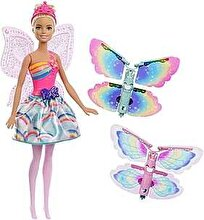 Barbie Papusa Barbie Dreamtopia - Zana zburatoare