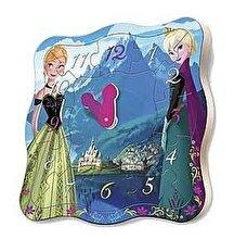 Playme Puzzle ceas - Disney Frozen, 12 piese