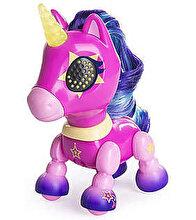 Spin Master Jucarie interactiva Zoomer Zupps Unicorn cu lumini si sunete - Stardust