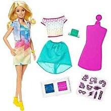 Barbie Set de joaca Barbie Crayola si accesorii stampila