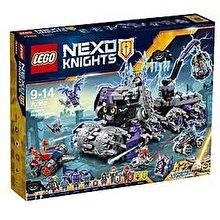 LEGO Nexo Knights, Sediul central al lui Jestro 70352