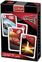 Trefl Carti de joc Pacalici - Cars 3