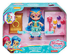 Fisher Price Figurina Fisher-Price Shimmer and Shine,Shine si covorul magic