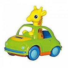 Tomy Jucarie Girafa muzicala - Pe locuri, fiti gata, start!