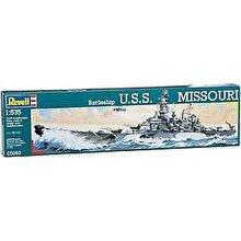 Revell Macheta Revell - Nava U.S.S. Missouri