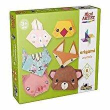 Micul Artist Joc creativ Micul Artist - Origami Animale